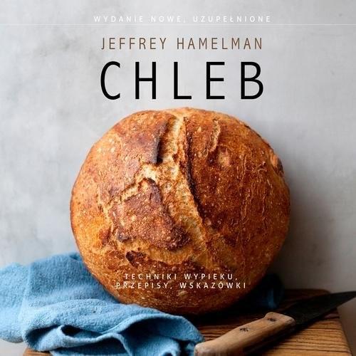 okładka Chleb, Książka | Hamelman Jeffrey
