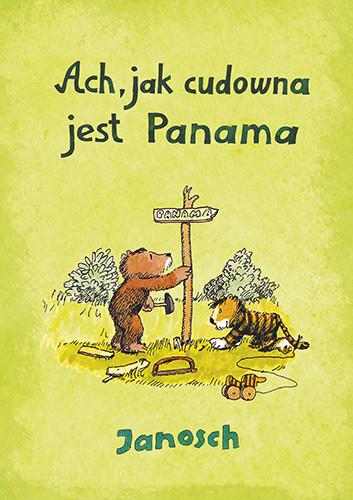 okładka Ach, jak cudowna jest Panamaksiążka |  | Janosch