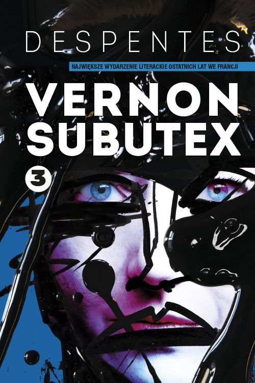 okładka Vernon Subutex. Tom 3książka |  | Virginie Despentes