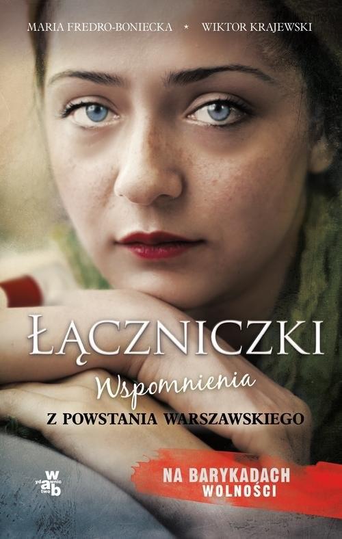 okładka Łączniczkiksiążka      Wiktor Krajewski, Boniecka Maria Fredro