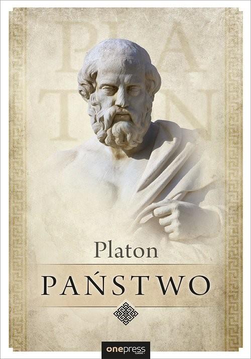 okładka Państwoksiążka      Platon