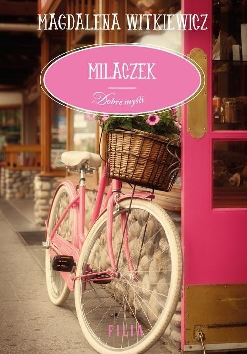 okładka Milaczek, Książka | Magdalena Witkiewicz