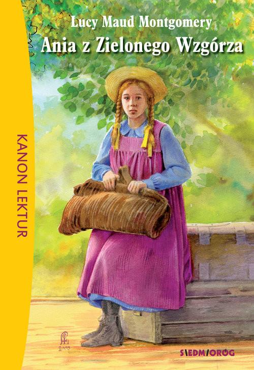 okładka Ania z Zielonego Wzgórzaksiążka |  | Lucy Maud Mongomery