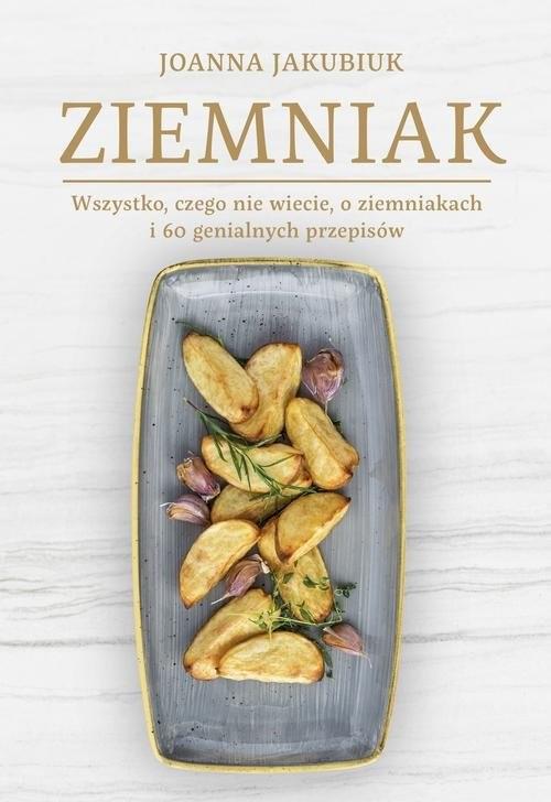 okładka Ziemniak, Książka | Jakubiuk Joanna