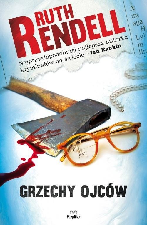 okładka Grzechy ojców, Książka   Rendell Ruth