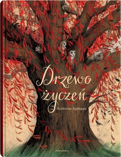 okładka Drzewo życzeń, Książka | Katherine Applegate