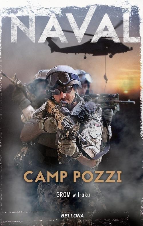 okładka Camp Pozzi GROM w Irakuksiążka |  | Naval