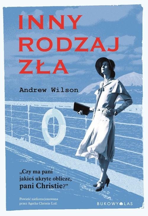 okładka Inny rodzaj zła, Książka | Wilson Andrew