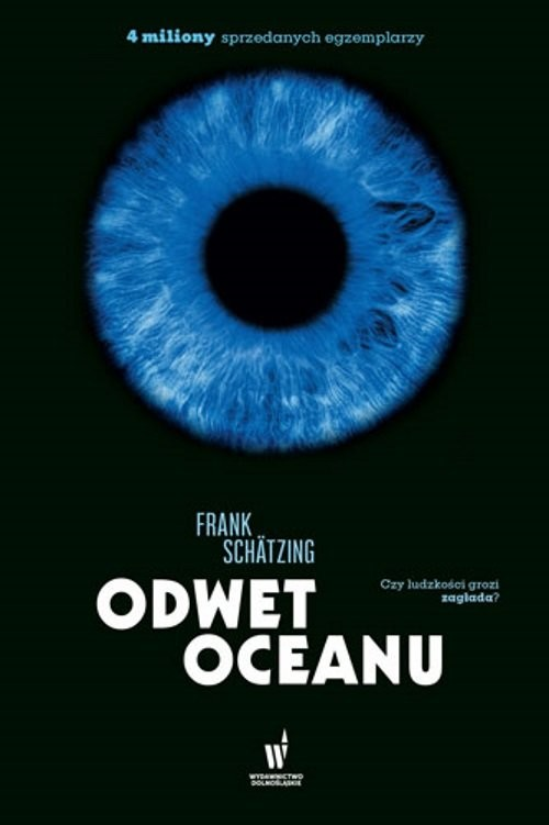 okładka Odwet oceanu, Książka | Schatzing Frank