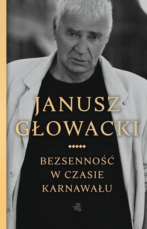 okładka Bezsenność w czasie karnawałuksiążka |  | Janusz Głowacki