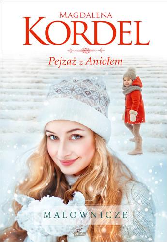 okładka Pejzaż z Aniołemksiążka |  | Magdalena Kordel