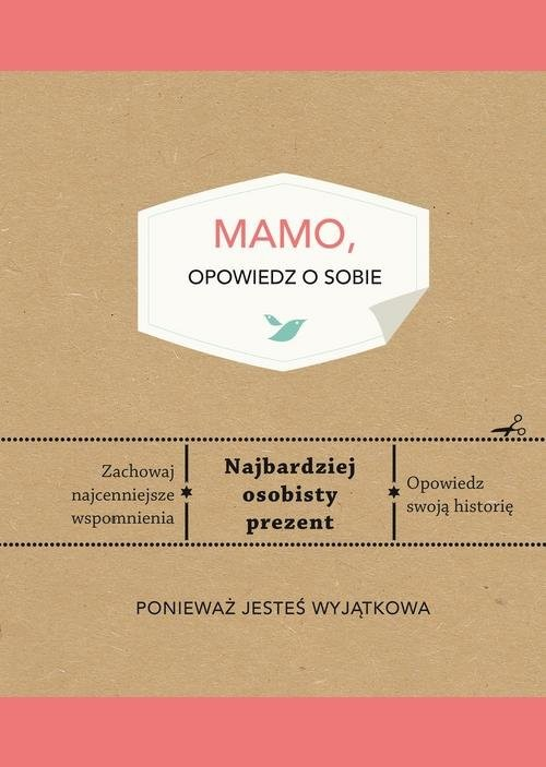 okładka Mamo opowiedz o sobie, Książka | Vliet Elma van