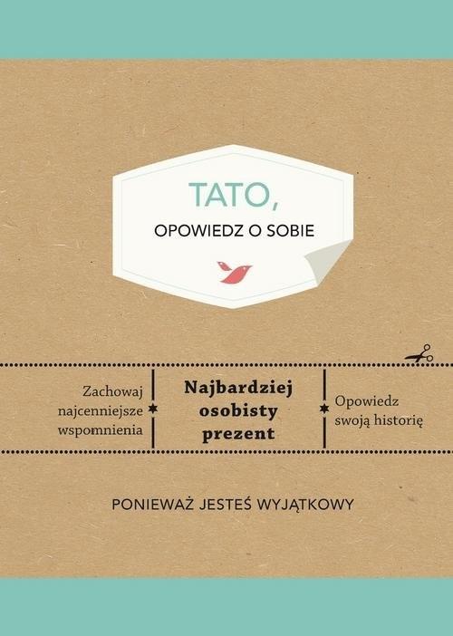 okładka Tato opowiedz o sobie, Książka | Vliet Elma van