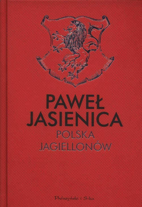 okładka Polska Jagiellonów, Książka | Paweł Jasienica