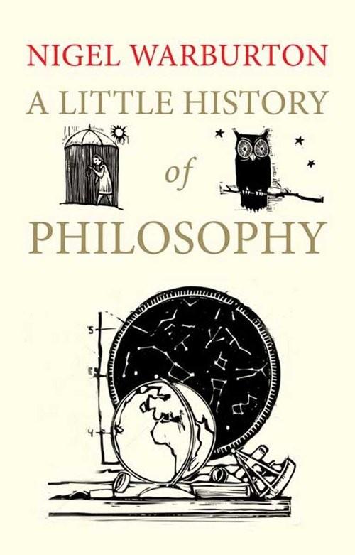 okładka Little History of Philosophyksiążka      Nigel Warburton