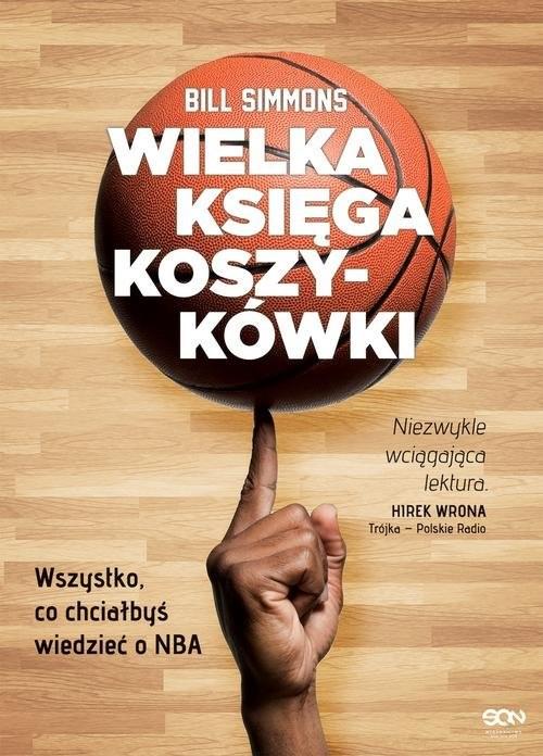 okładka Wielka księga koszykówkiksiążka |  | Simmons Bill