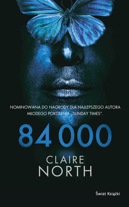 okładka 84 000, Książka | North Claire