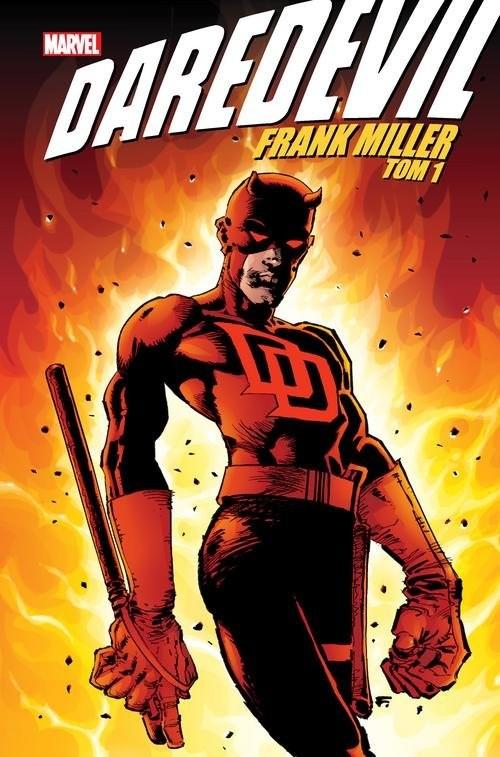 okładka Daredevil Tom 1książka |  | Roger McKenzie, Frank Miller, David Michelinie