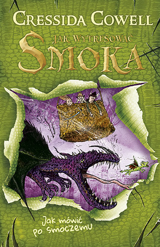 okładka Jak wytresować smoka. Jak mówić po smoczemu (3)książka |  | Cowell Cressida