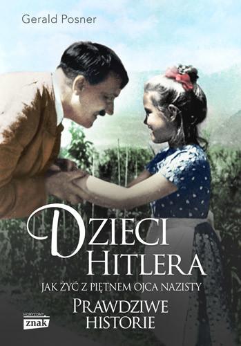 okładka Dzieci Hitlera, Książka | Posner Gerald