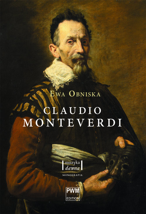 okładka Claudio Monteverdi, Książka | Obniska Ewa