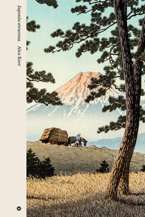 okładka Japonia utraconaksiążka      Kerr Alex