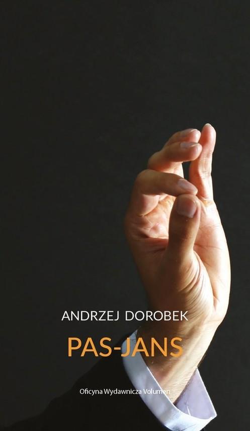 okładka Pas-Jans, Książka | Dorobek Andrzej