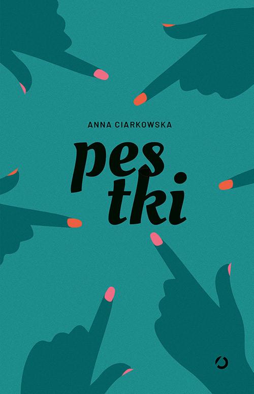 okładka Pestkiksiążka      Anna Ciarkowska
