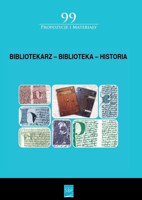 okładka Bibliotekarz Biblioteka Historiaksiążka |  |