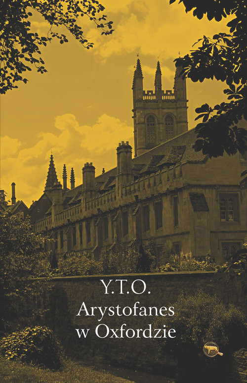okładka Arystofanes w Oxfordzie, Książka  