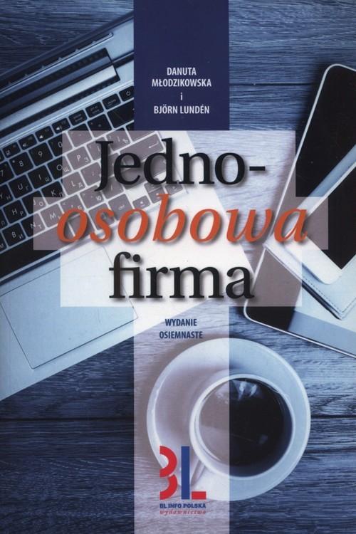 okładka Jednoosobowa firmaksiążka |  | Danuta Młodzikowska, Björn Lundén