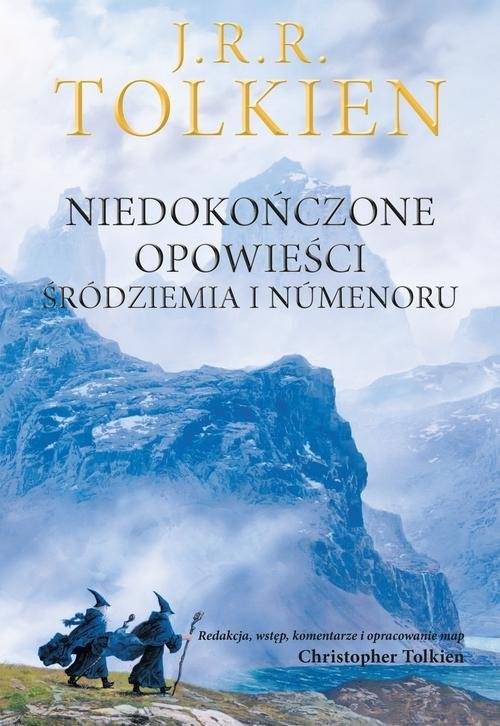 okładka Niedokończone opowieści Śródziemia i Numenoruksiążka |  | J.R.R. Tolkien