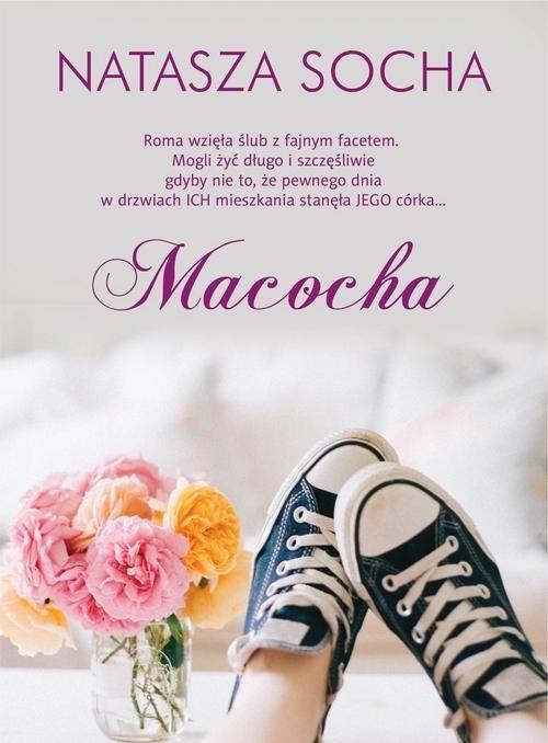 okładka Macochaksiążka      Natasza  Socha