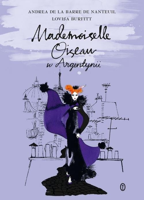 okładka Mademoiselle Oiseau w Argentyniiksiążka |  |