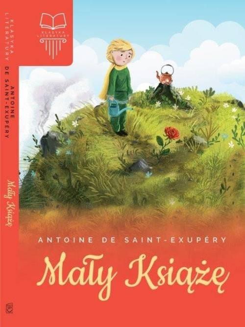 okładka Mały Książę, Książka   Saint Exupery Antoine de