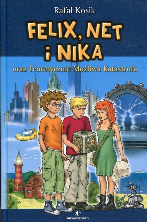 okładka Felix Net i Nika oraz Teoretycznie Możliwa Katastrofa Tom 2, Książka   Rafał Kosik