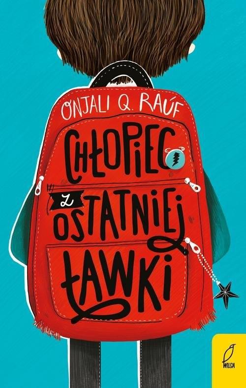 okładka Chłopiec z ostatniej ławki książka |  | Q. Rauf Onjali