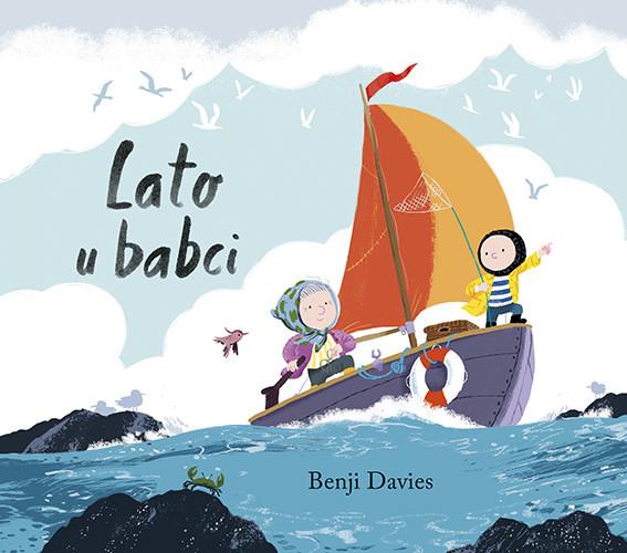 okładka Lato u babciksiążka |  | Davies Benji