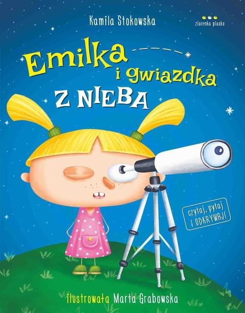 okładka Emilka i gwiazdka z niebaksiążka      Stokowska Kamila