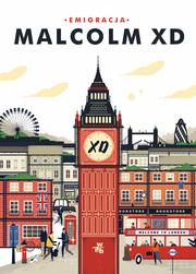 okładka Emigracjaksiążka      XD Malcolm