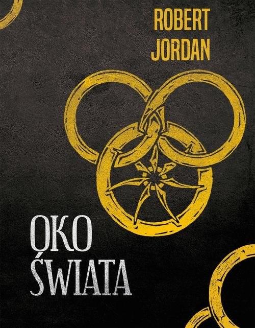 okładka Oko Świata, Książka   Robert Jordan