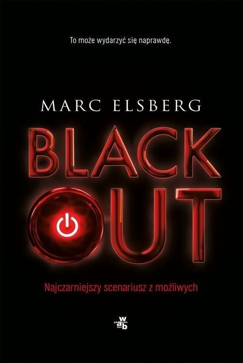 okładka Blackoutksiążka |  | Elsberg Marc