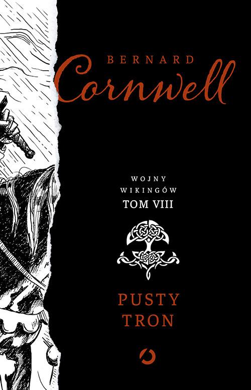 okładka Pusty tron.Tom 8książka |  | Bernard Cornwell