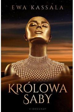 okładka Królowa Sabyksiążka      Ewa Kassala