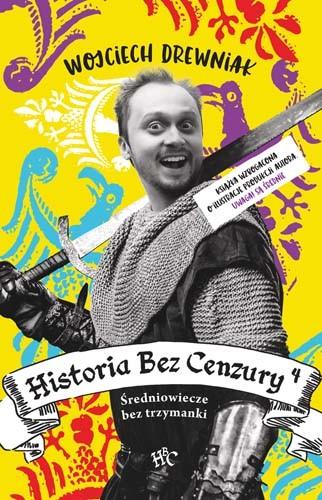 okładka Historia bez cenzury 4, Książka | Wojciech Drewniak
