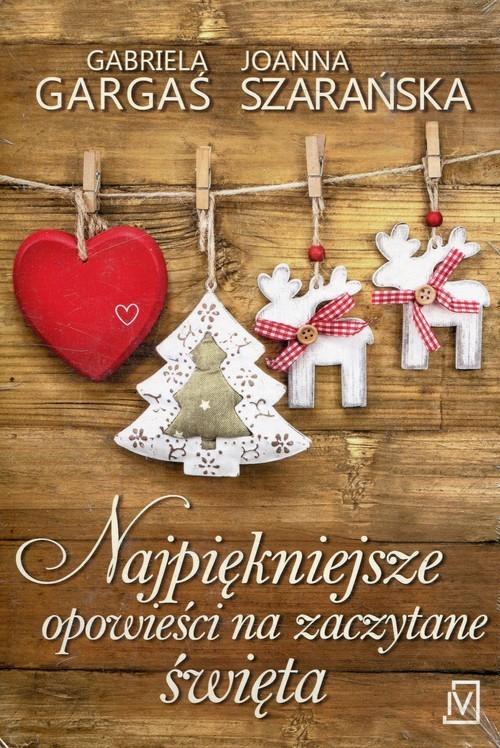 okładka Wieczór taki jak ten / Cztery płatki śniegu Pakietksiążka |  | Gabriela Gargaś, Joanna Szarań