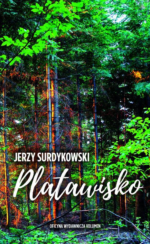 okładka Plątawisko, Książka | Jerzy Surdykowski