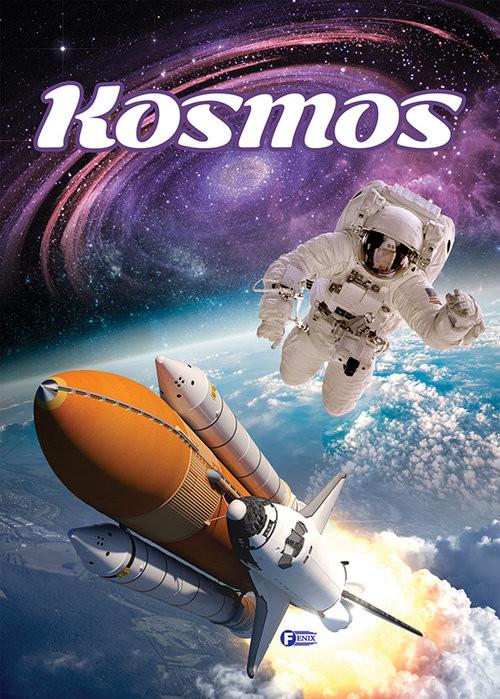 okładka Kosmos, Książka  
