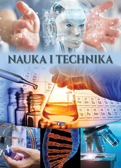 okładka Nauka i technika, Książka  