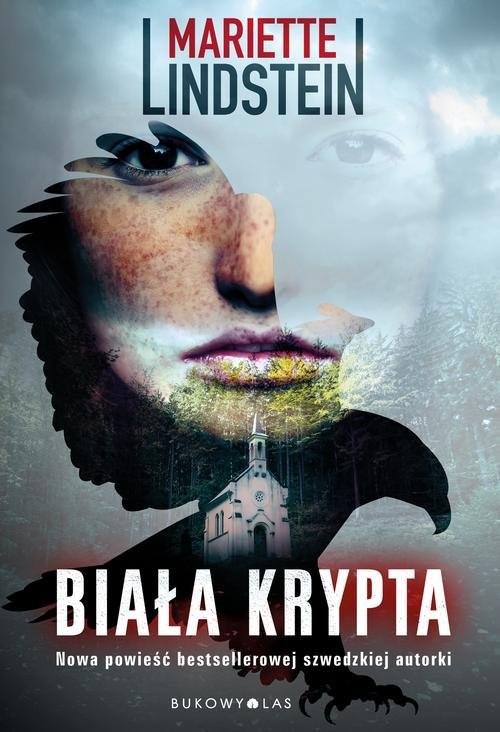 okładka Biała krypta, Książka | Lindstein Mariette